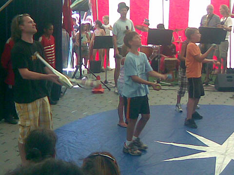 Žongliranje